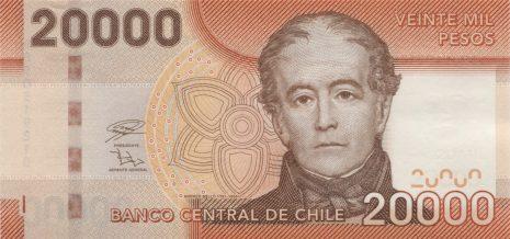 Chile Banknotenews