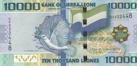 Sierra Leone Banknotenews